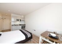 Cozy SINGLE Studio flat in Modern Conversion. Nr Tube & Overground.