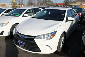 2016 Toyota Camry LE Hybrid
