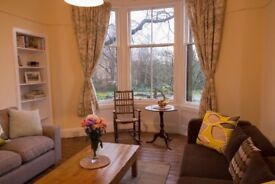 Fantastic Large One Bedroom Corner Flat in Hyndland. Would suit young professionals.