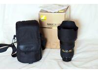 Nikon 24-70mm f2.8 lens AF pro Excellent condition