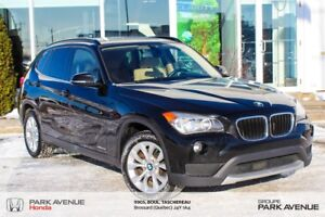 2013 BMW X1 *Bluetooth*Cuir*AWD*