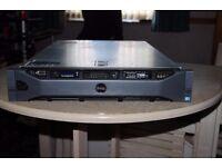 Dell R710 Server 72 gigs ram 4 x 146 15k hardrives