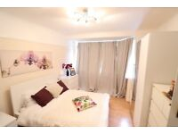 A bright and spacious one bedroom garden flat available to let immediately