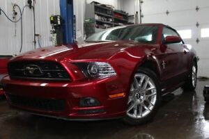 2014 Ford Mustang Premium V6 convertible pony package