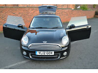 A REAL BEAUTY MINI COOPER 1.6 DIESEL
