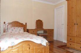 Bedroom Furniture Set - Pine