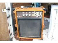 Vintage Box 1 guitar amp
