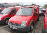 FORD TRANSIT CONNECT T-200 75 5 SEAT CREW VAN– 08-re