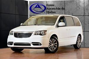 2016 Chrysler Town & Country S CUIR NAV CAM RECUL LOCATION$649/M