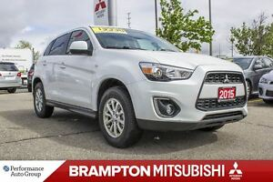 2015 Mitsubishi RVR SE|4WD|BLUETOOTH|HTD SEATS|KEYLESS|ALLOYS