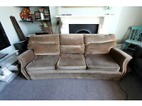 Sofa 3 Seater FREE COllection from W9