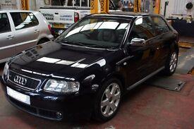 Audi S3 8L 2001 3DR AMK 210