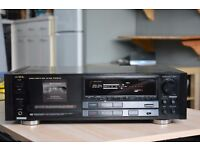 RARE High End Aiwa Excelia XK-009 reference DBX Hifi Cassette Deck