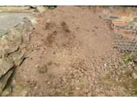 Free tonne of soil