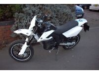 Motorini SMR 125cc 2017 MODEL 66 REG..LOW MILES, FSH LEARNER LEGAL 75+ MPG,