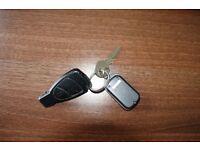 Found - Mercedes Car key in Brownsower