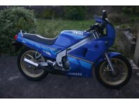 **Reduced*** - Yamaha TZR 125 in Guilloises colours - full power with ypvs