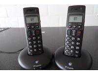BT Digital Twin cordless Phone