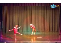 Children's Contemporary Dance Classes in Bristol