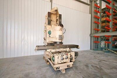 11370 Cincinnati Model 550-20 Vercipower Vertical Mill 94 12 X 20