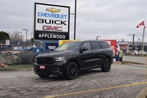 2016 Dodge Durango CHRYSLER COMPANY VEHICLE, LIMITED EDITION, ON