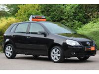 *Beautiful* 2009 VW Polo 1.4 TDi Match 5 Dr, £30 Road Tax, Top. Spec.,Full MOT*6 Mths Warranty*