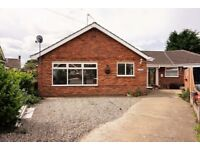 4/5 Bed Detached Bungalow in Hemsby