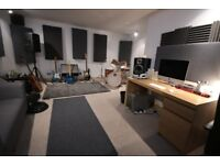 MUSIC STUDIO PERFECT FOR SOUND DESIGNERS AND MUSIC PRODUCERS (SOUTH WIMBLEDON)
