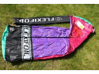 Flexifoil kite 170cm x 60cm (no lines)
