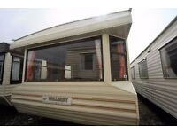 STATIC CARAVAN - WILLERBY GRANADA 34X10 3 BEDROOMS