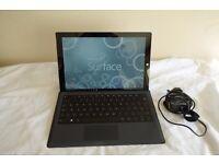 JaysLaptops. COM Presents - Microsoft Surface Pro 3, Intel i5, 128GB SSD, CHEAPEST ON GUMTREE