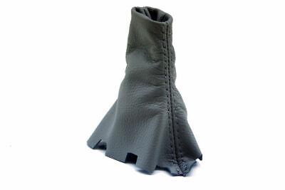 For 09-14 Acura TL Automatic Shift Knob Boot Cover Vinyl Gray
