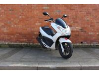 Honda PCX **ONLY 6000 Miles & One Previous Owner** Good Delivery Bike NOT pcx125 Vision Sh Ps Yamaha