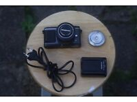 Olympus pen E-p2 in good working condition include bundle lens + pancake lens