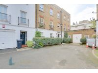 2 first floor bedroom flat, secure parking, Hampstead Heath, NW3 2NQ, furn, gated mews, near shops