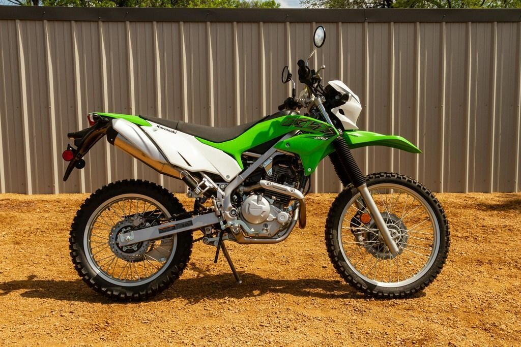 Picture of A 2020 Kawasaki KLX®230