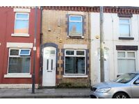 28 Gorst Street, Anfield, 2 bedroom terraced to let GCH & DG. DSS WELCOME