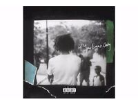 2 SEATED J. COLE TICKETS - LONDON - 15th OCTOBER