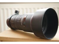 Sigma 70-210mm FAST f2.8 LENS Sony / Minolta A-Mount PROFESSIONAL LENS ideal for Sony A7 A7S A7R II