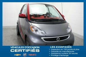 2016 Smart Fortwo coupe Electric Drive TOIT+SIE.CHAUF+MAGS15""