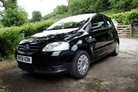 VW Fox 1.4 Urban. 1 lady owner from new.