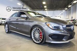 2014 Mercedes-Benz CLA45 AMG 4MATIC Premium & Navigation