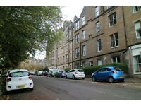 Marchmont Crescent. Sunny large 2 bedroom flat overlooking Meadows