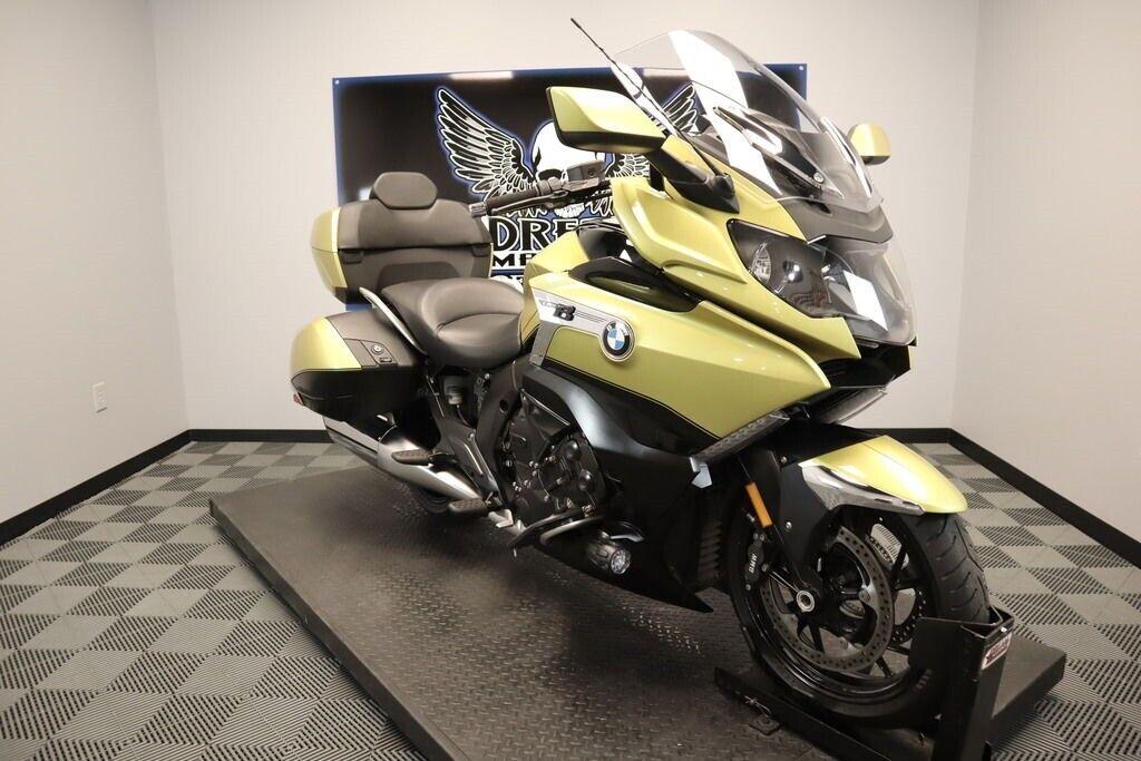 Dream Machines of Austin  2018 BMW K 1600 Grand America  9494 Miles Yellow