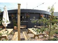 CDP required for our Newly Launched Pub and Kitchen in Bristol