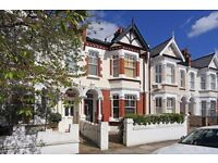 Peferct Family Home! 4 Double Bedrooms-Large Private Garden- Great Location-£795pw- Bishops Park SW6