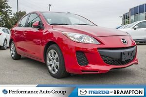 2012 Mazda MAZDA3 GX (A5)|KEYLESS|MP3|BUCKETS|CD|PWR STEERING