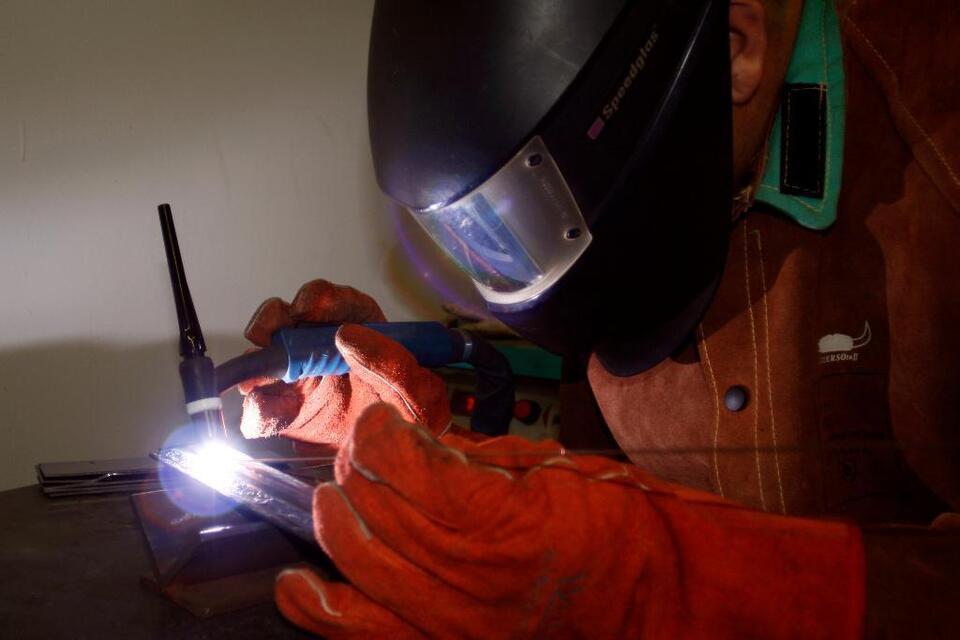 Schweißerprüfungen nach DIN EN ISO 9606-1/-2 in Wernigerode