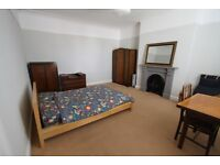 Lovely, large furnished double room to rent in quiet shared house near Whiteladies Rd