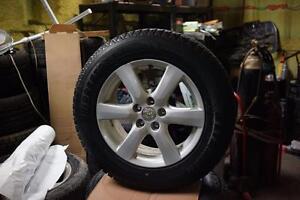 Toyota Rav-4 Winter Package 17 Inch ALLOYS BLIZZAK ( 5x114.3 ) ( * JANEX AUTO * )